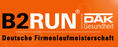 B2RUN 2 - Innovabee-Team startet beim B2RUN in Stuttgart